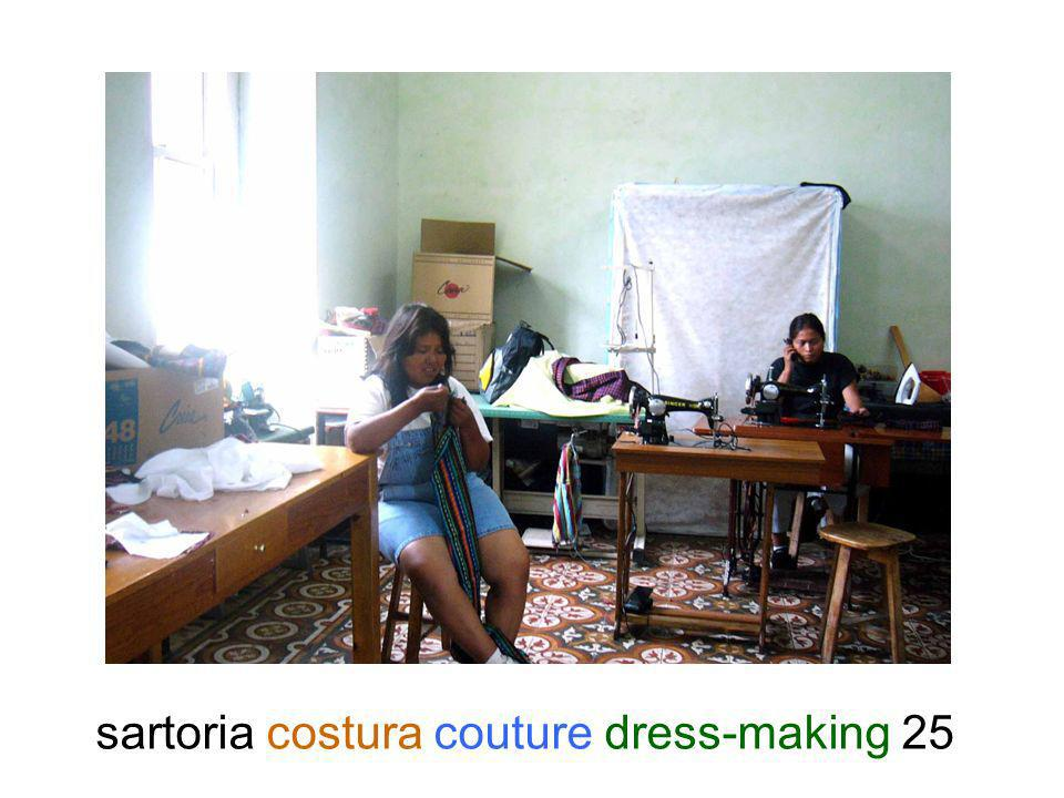 sartoria costura couture dress-making 25