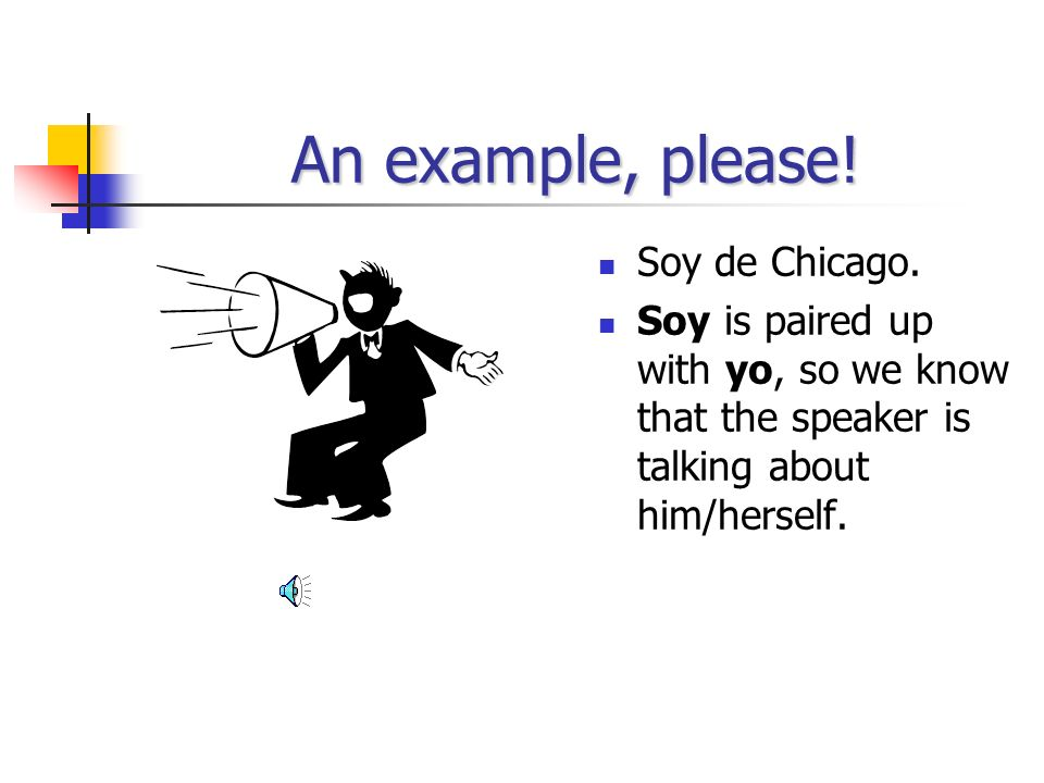 Atención. Unlike English, Spanish sentences do not always require a subject.
