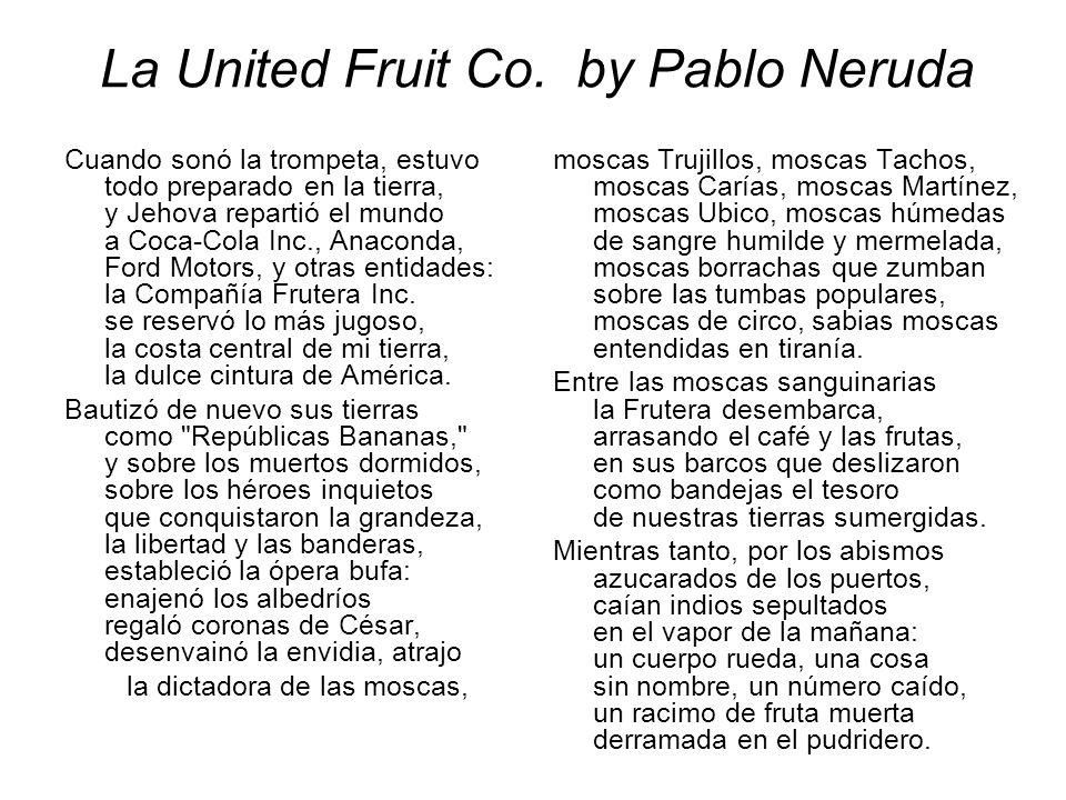 la united fruit co