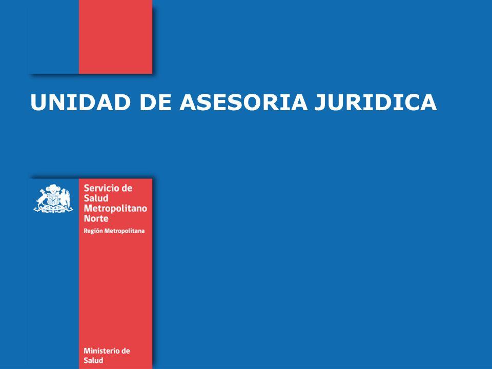 UNIDAD DE ASESORIA JURIDICA. HISTORIA Y MISIÓN Frente a la necesidad ...