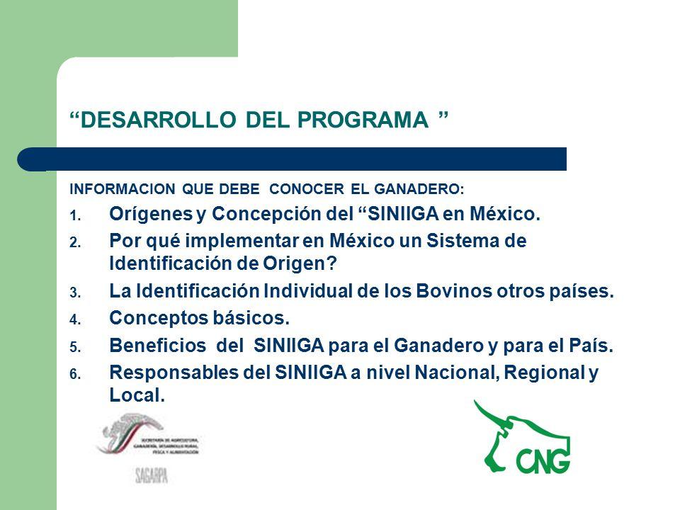 21999b816047 Confederación Nacional de Organizaciones Ganaderas. Sistema Nacional ...