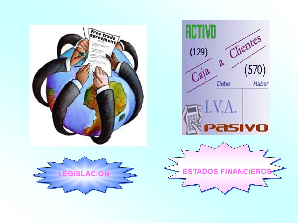 LEGISLACION ESTADOS FINANCIEROS