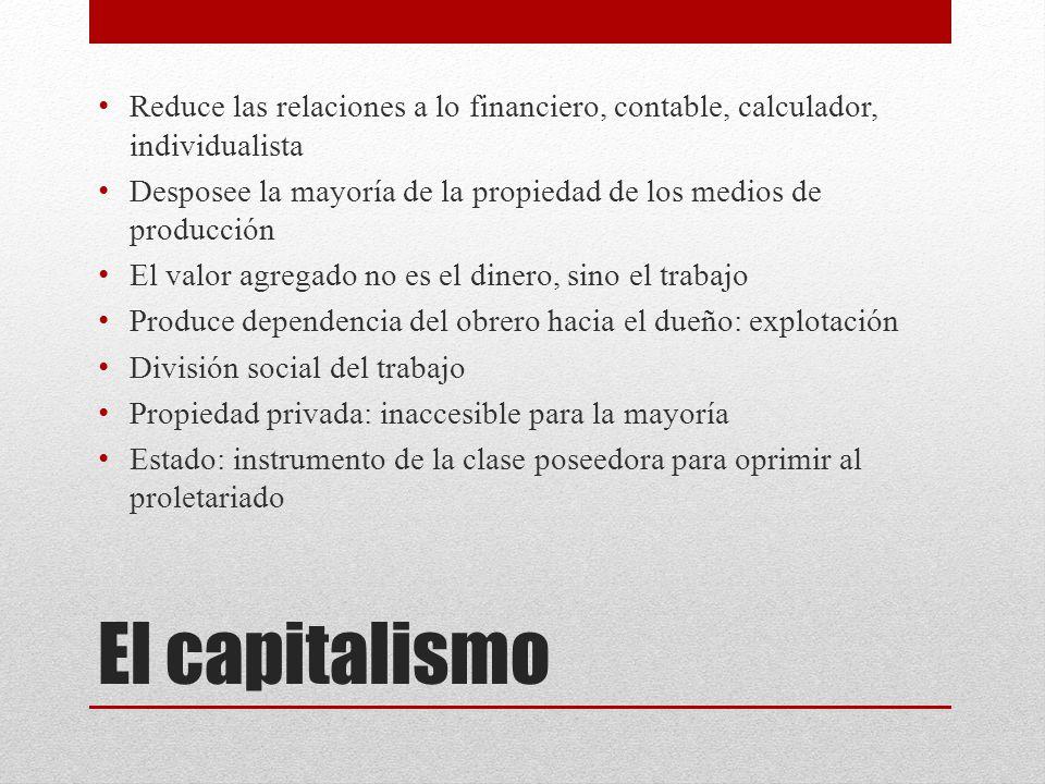 La Visión Marxista Economía Estructura Y Ideología Ppt
