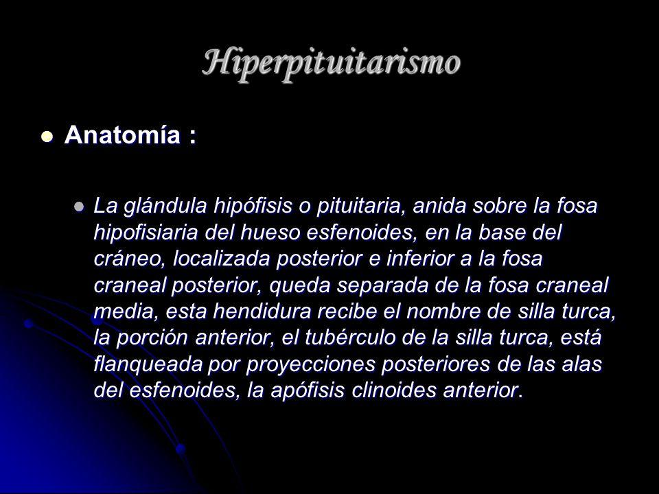 Medico quirurgico I Aida I. Vergara Henriquez. Hiperpituitarismo ...
