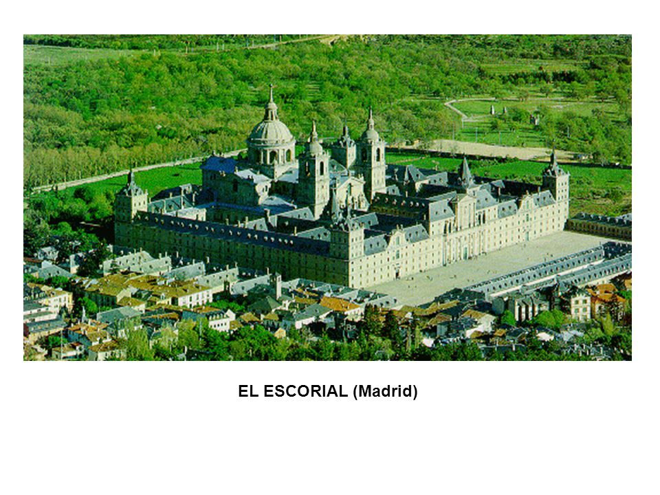 EL ESCORIAL (Madrid)