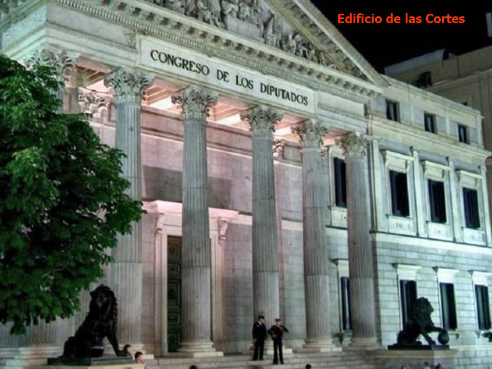 Calle Alcalá – Edificio del Banco Central