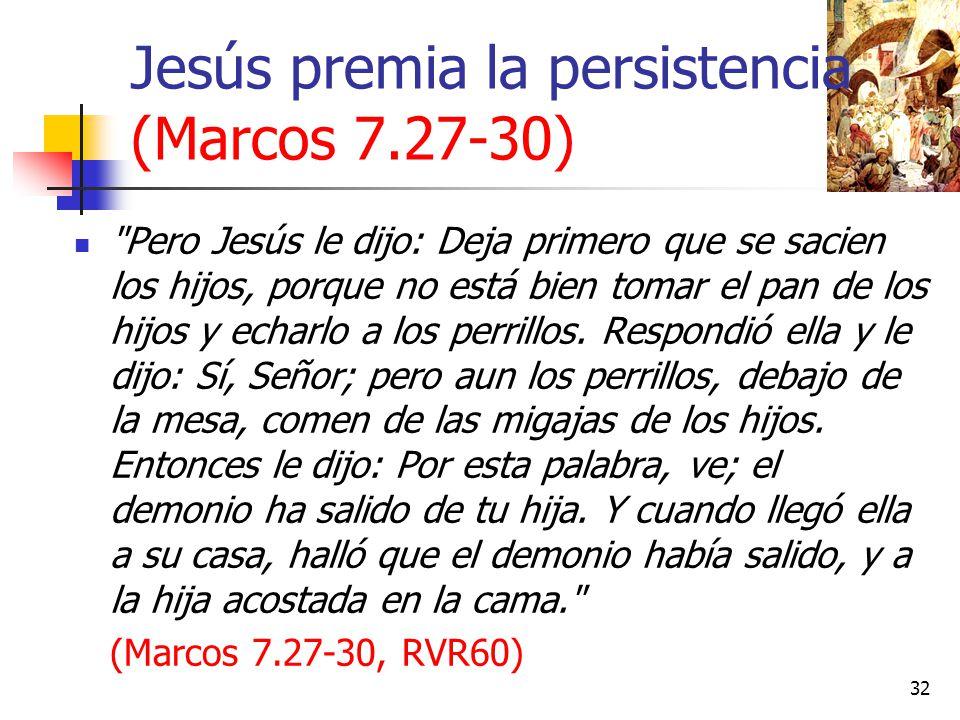 Estudio 33: Jesús Escucha los Ruegos de los Necesitados (Marcos ) 25 ...