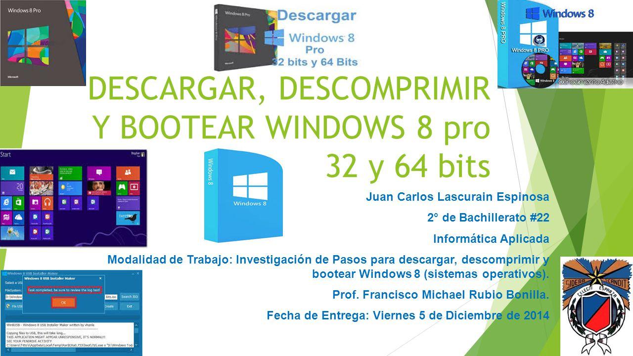 descargar windows 7 32 bits booteable usb