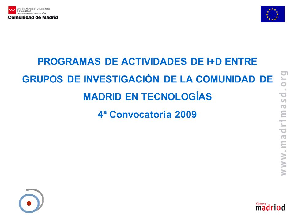 grupos actividades madrid
