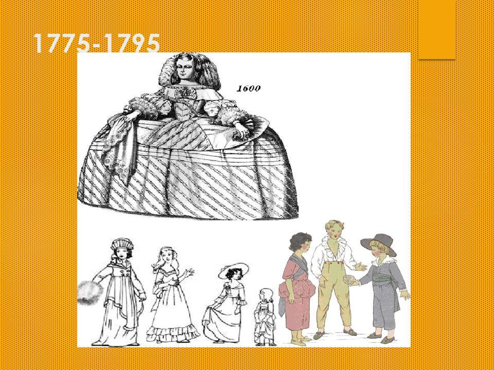 moda infantil 1800