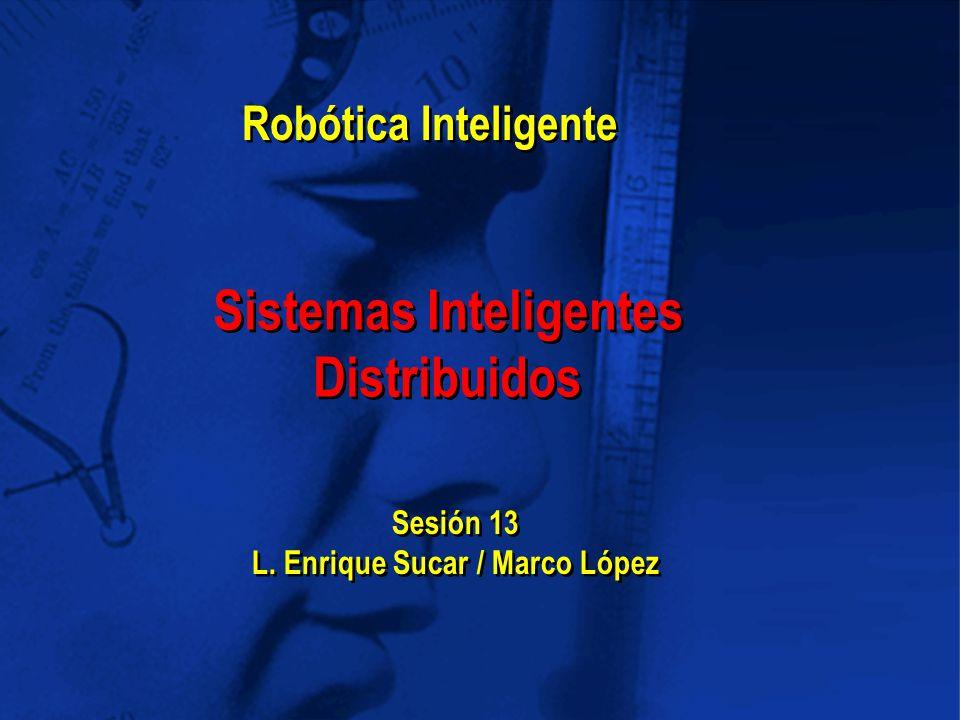 Sistemas Inteligentes Distribuidos Sistemas Inteligentes ...
