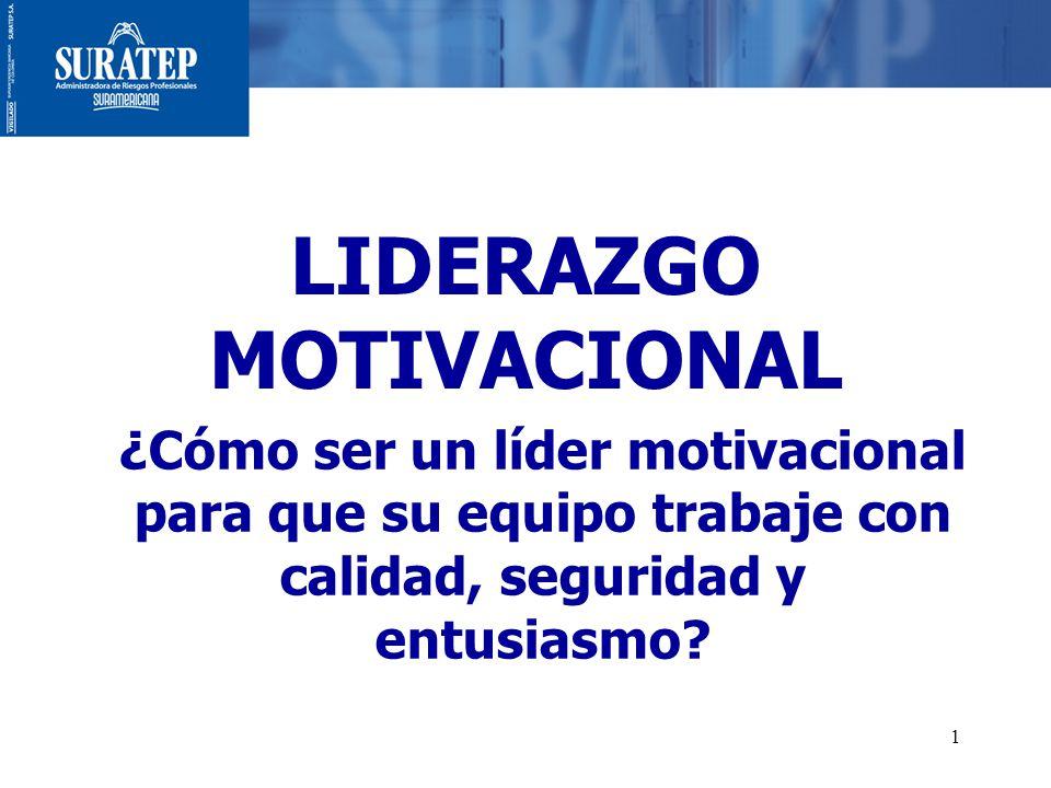 1 1 Liderazgo Motivacional Cómo Ser Un Líder Motivacional