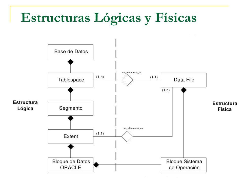 Estructuras De Almacenamiento Y Sus Relaciones Estructuras