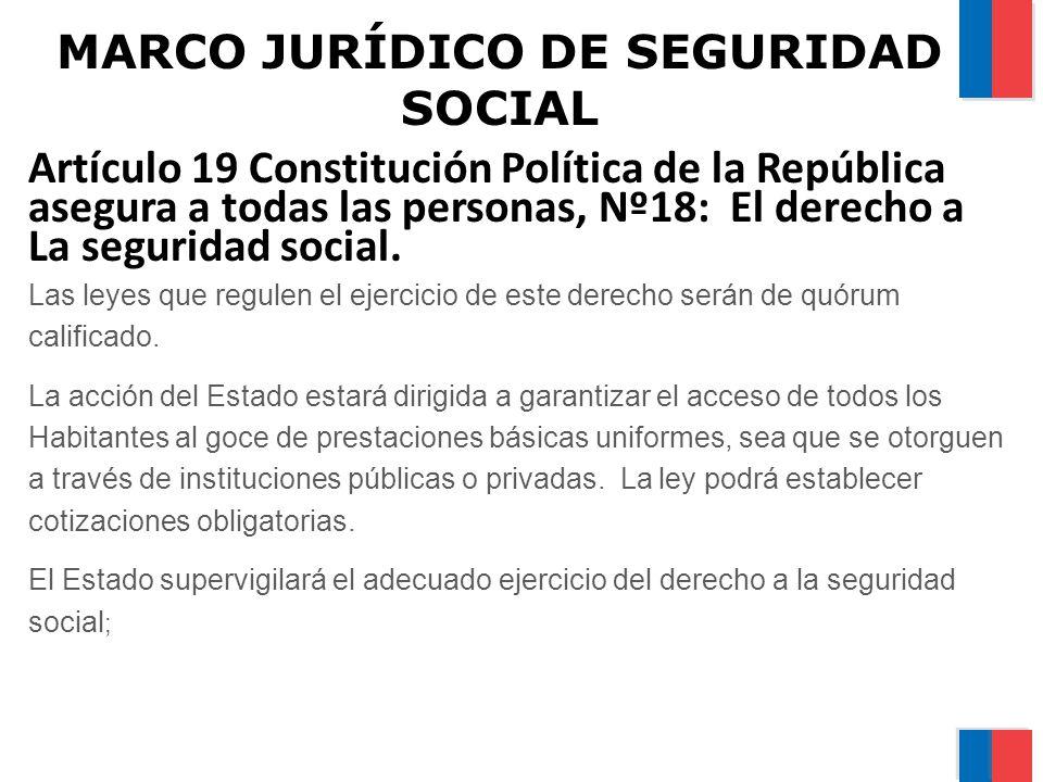 MARCO HISTÓRICO Y JURÍDICO DEL SISTEMA PREVISIONAL Fondo para la ...