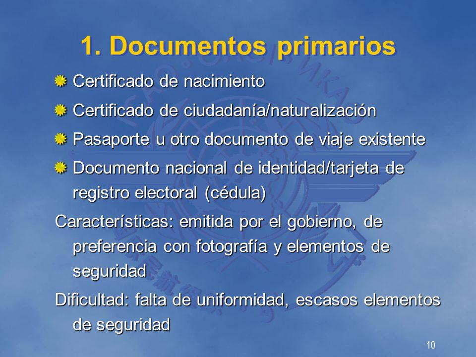 1 Taller Subregional sobre Mejores Prácticas en Seguridad de ...