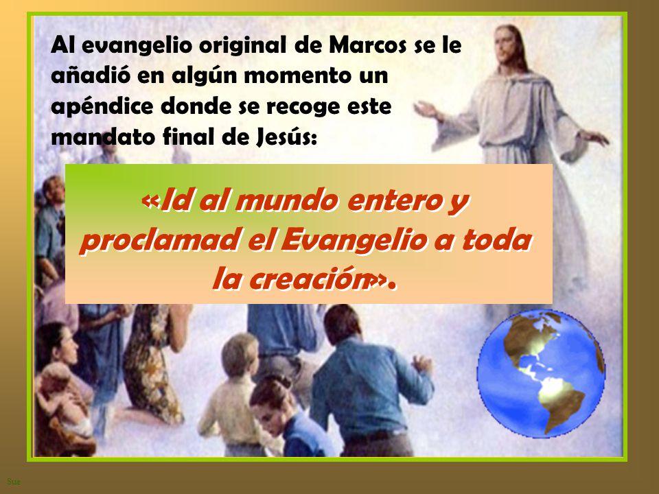 Sue Ascensión del Señor (B) Marcos 16, José Antonio Pagola Present:B ...