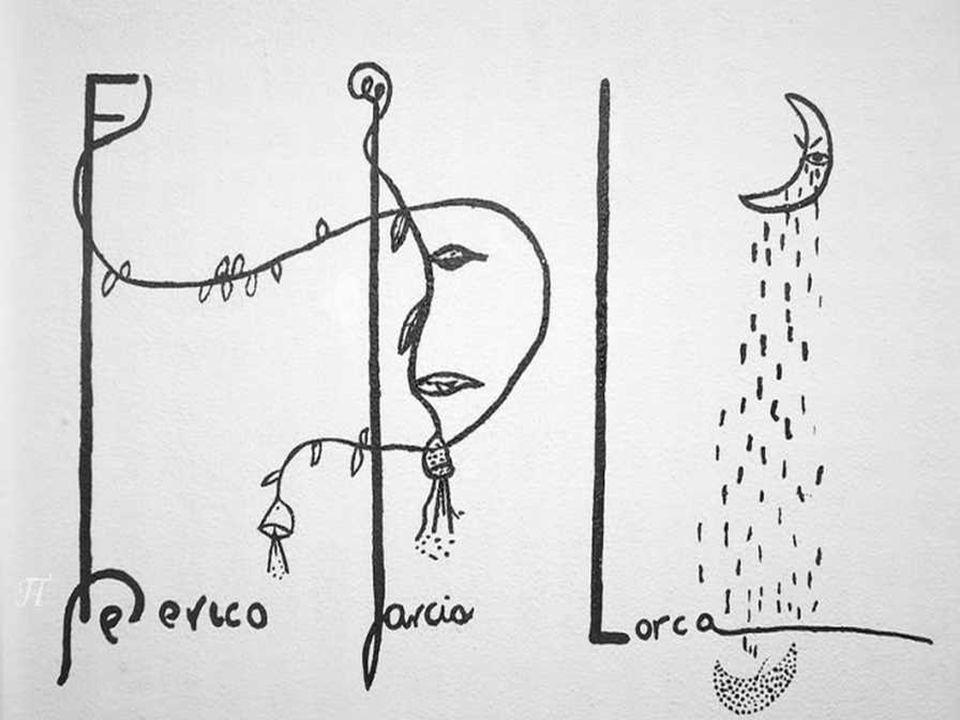 """Zorongo"""" Π Dibujos de: Federico García Lorca. - ppt descargar"""