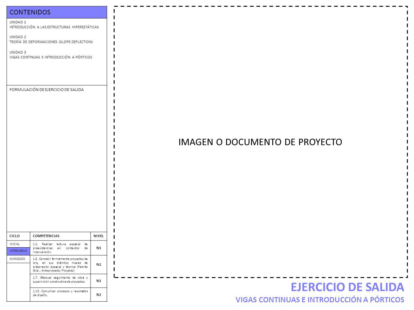 Línea De Edificación Y Estructuras Matematica Edificacion