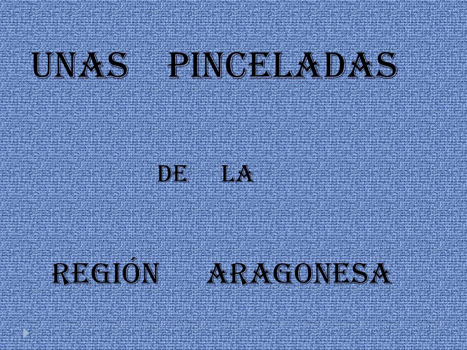 Unas Pinceladas De La Región Aragonesa Stacruz De Seros
