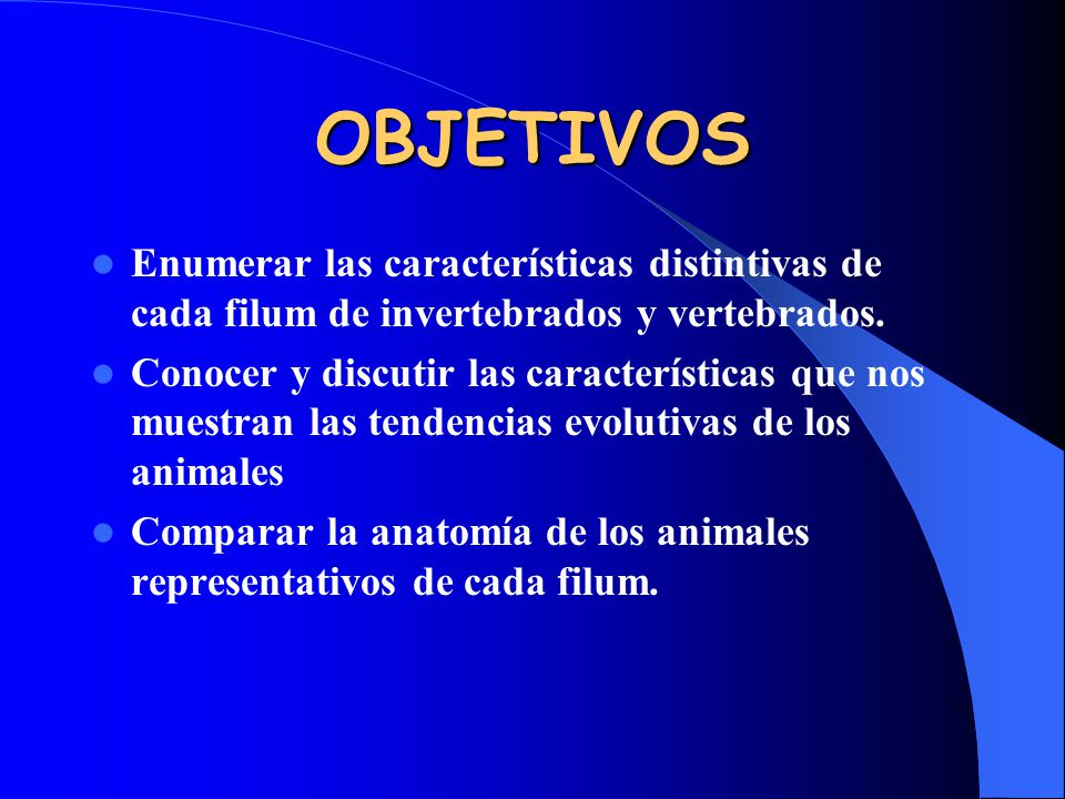 DIVERSIDAD ANIMAL II INST. Keila Flores BIOL ppt descargar