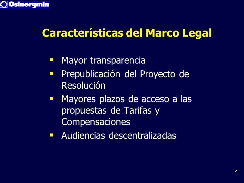 Apertura de Audiencia Pública CRITERIOS, MODELOS Y METODOLOGÍA ...
