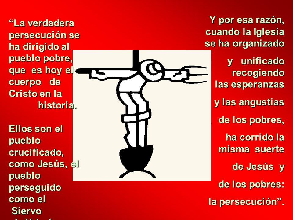 Pueblo crucificado