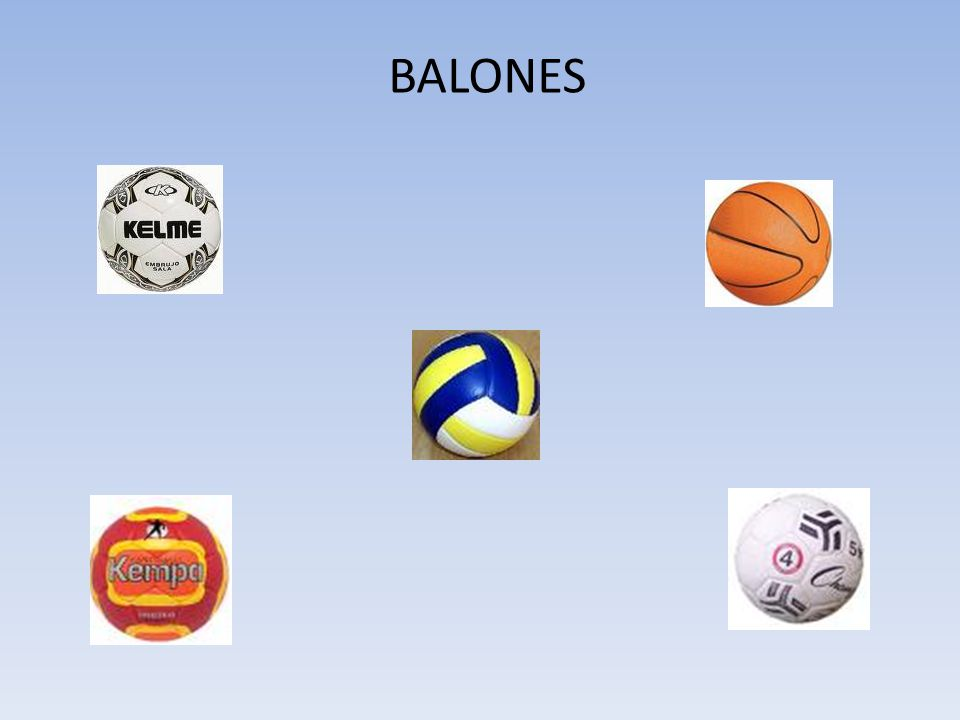 CONOCIENDO LOS DEPORTES BALONES CANCHAS BALONES. - ppt descargar ff4f95f860b84