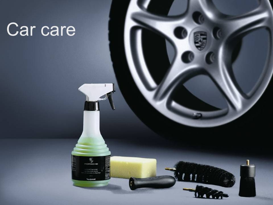 Exclusive and Tequipment training Exclusive and Tequipment product training VRS Sheet 45 Car care