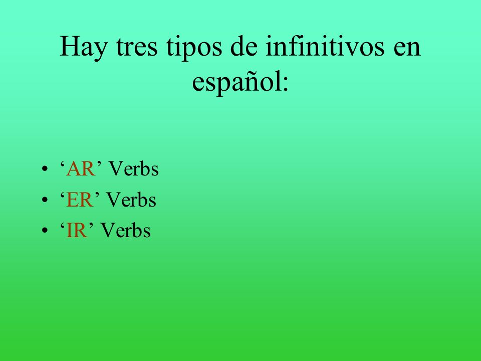 The subject changes the form of the verb I He walk walks …and it works the exact same way in Spanish.