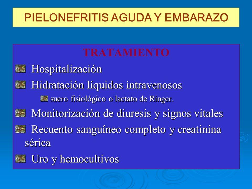 Infeccion urinaria sintomas en embarazadas