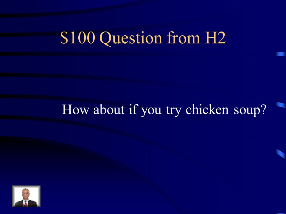 $500 Answer from H1 Your Text Here