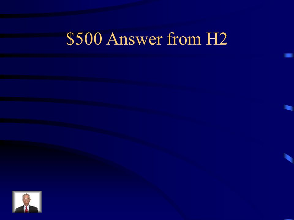 $500 Question from H2 Act out a dialog where one person is waiter and other is client.