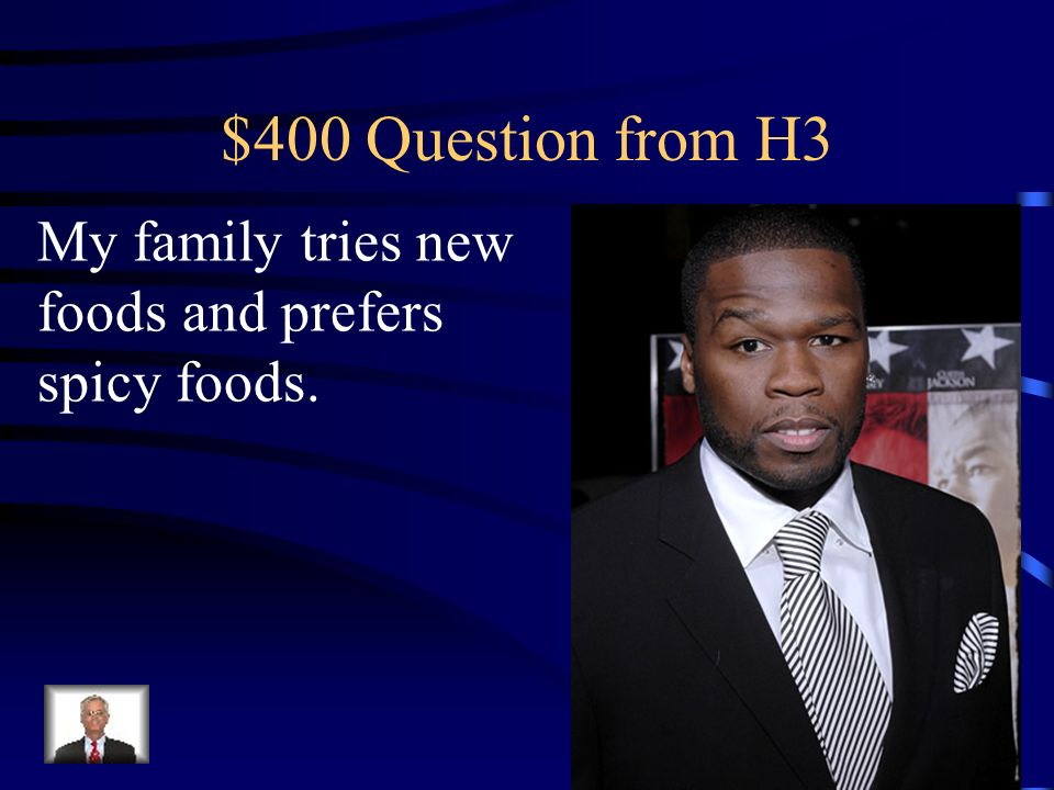 $300 Answer from H3 Quieres probar el postre