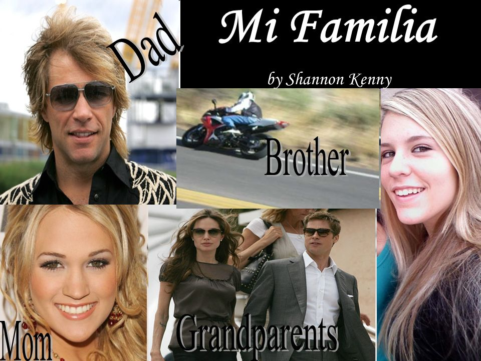 Mi Familia by Shannon Kenny