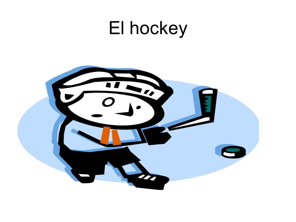 El hockey