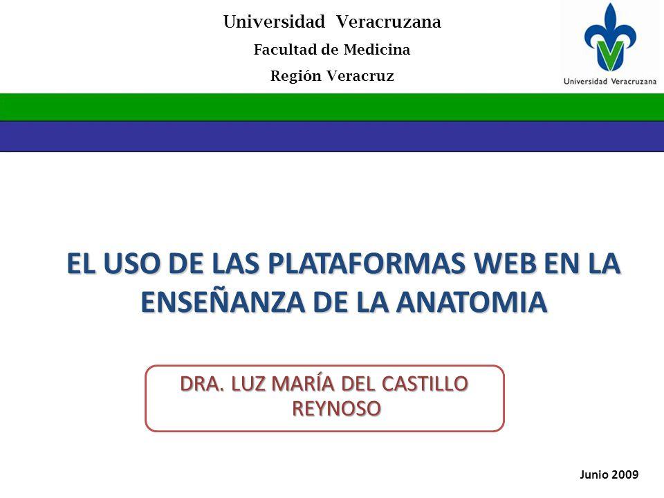 Universidad Veracruzana Facultad de Medicina Región Veracruz Junio ...