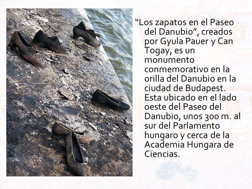"""""""los Paseo El En Del Danubio Danubio"""" Los Zapatos sQrthdC"""