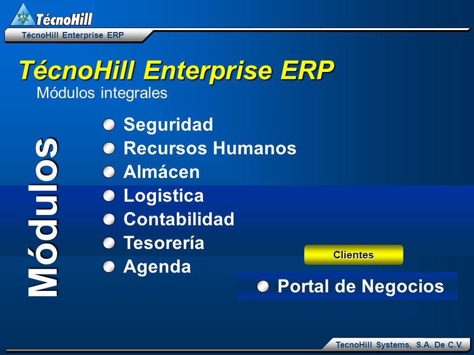 Tecnohill Systems Soluciones De Negocio E Bussines Ppt