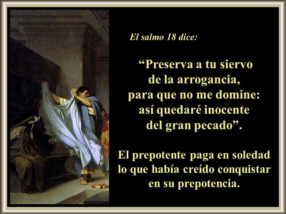 Resultado de imagen de EL VICIO DE LA ARROGANCIA.