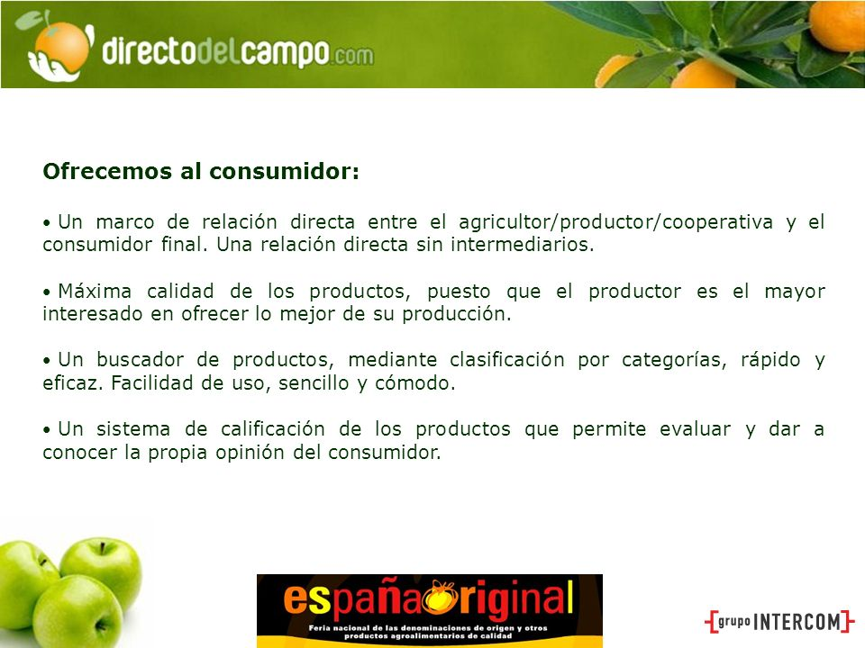 DirectodelCampo.com es la más grande selección de productos ...