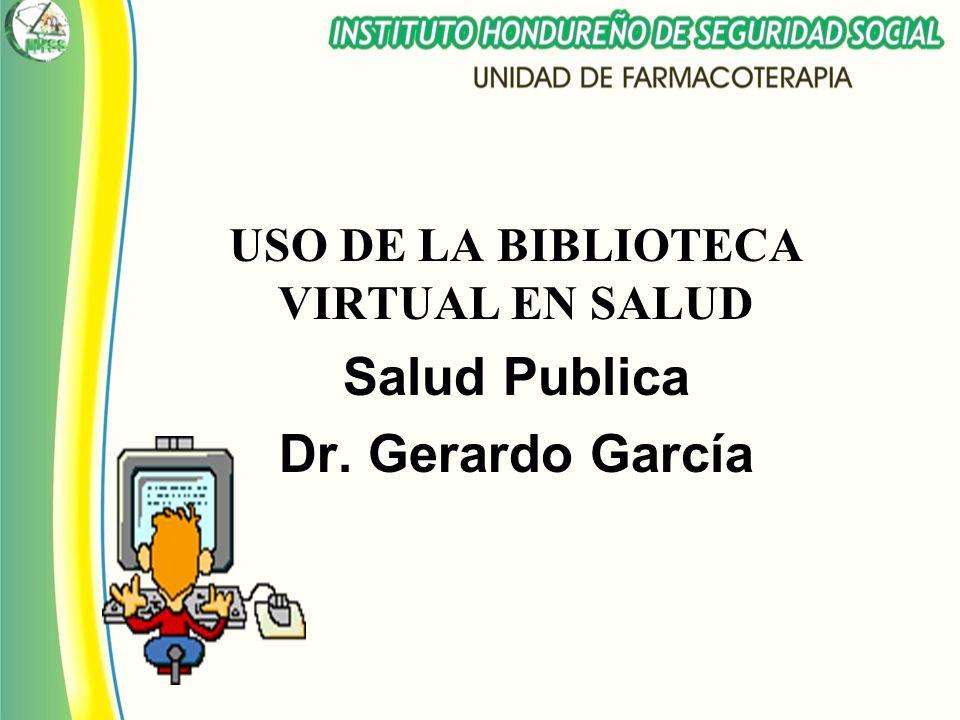 Salud publica biblioteca virtual de