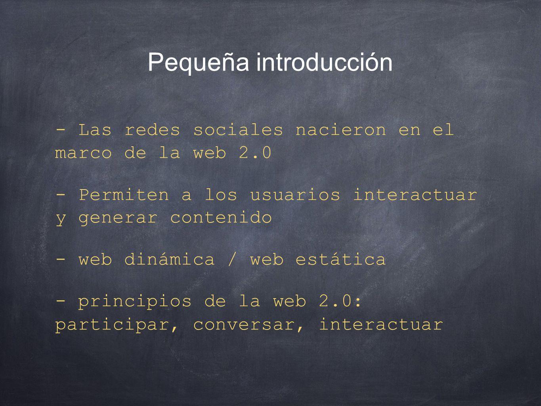 Internet, redes sociales y educación. \