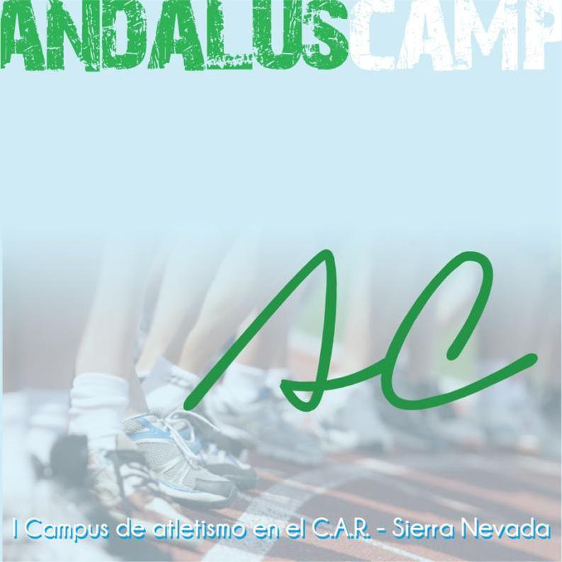 2 Objetivos ¿A quién va dirigido  ANDALUSCAMP organiza el primer campus de  Atletismo 4a1daaf4d971d