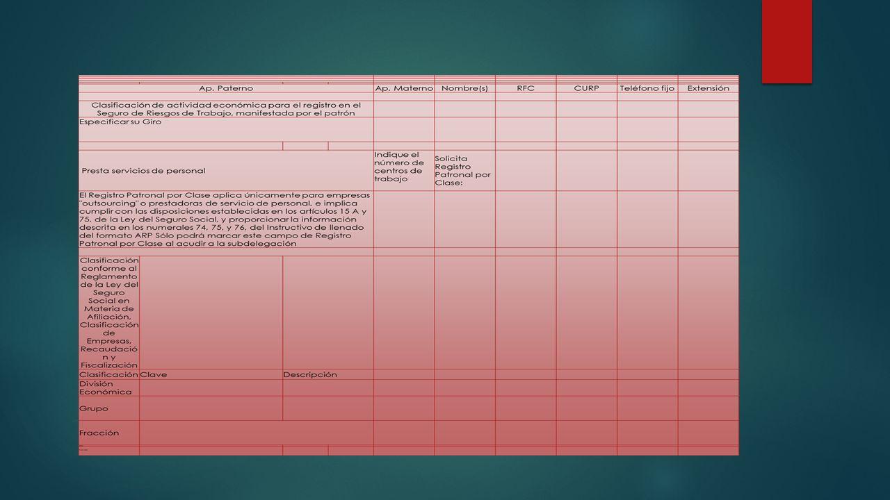 Registro de empresas ante dependencias gubernamentales (IMSS) - ppt ...