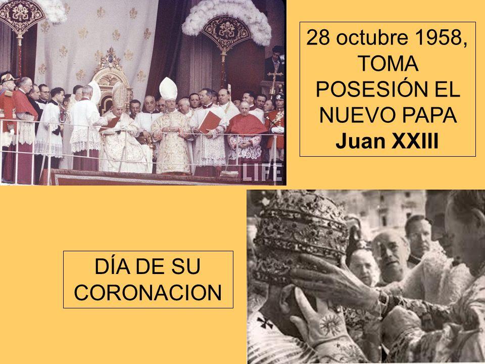 Resultado de imagen para juan xxiii 28 DE OCTUBRE