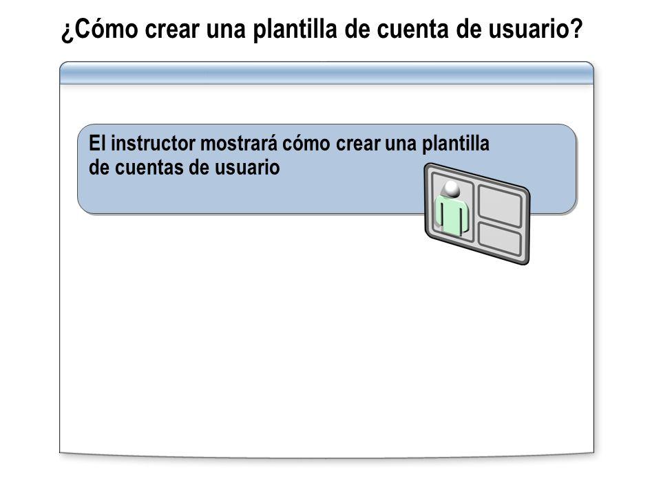 Módulo 2: Administrar cuentas de usuario y de equipo. - ppt descargar