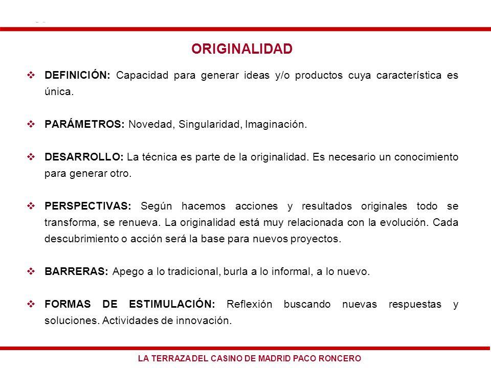 Productos Innovadores De Corte Tradicional Manuel Ortega