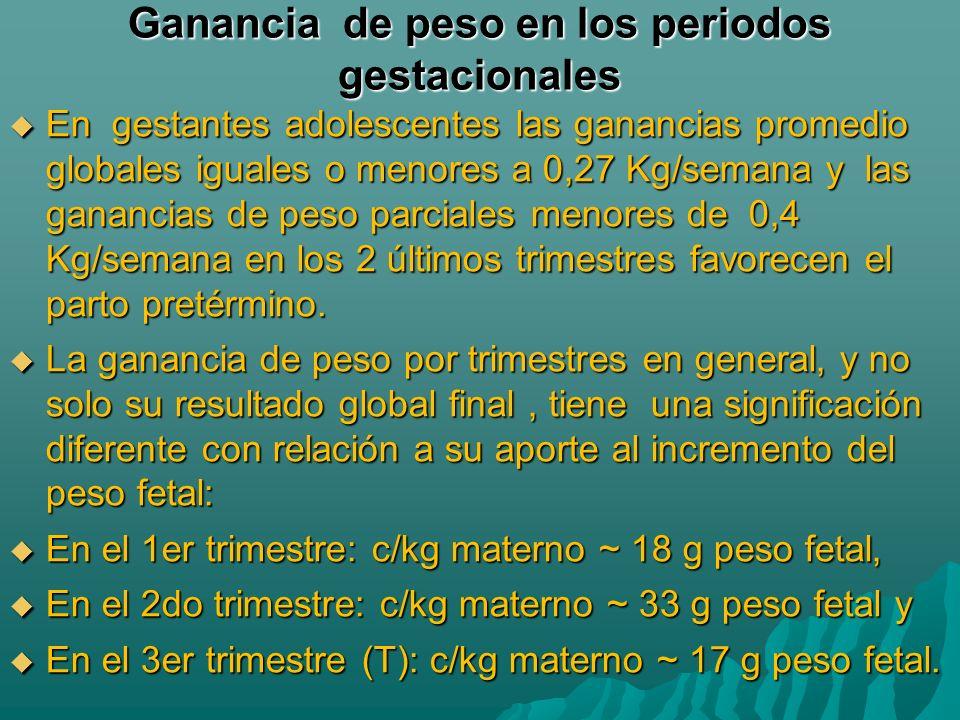 LA INFLUENCIA Y EVALUACIÓN DE LA NUTRICIÓN EN EL EMBARAZO Dr. José ...