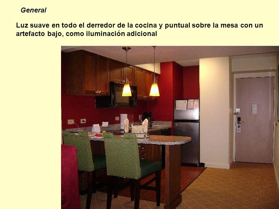 LA COCINA. diseño funcional basado en el tipo y orden de actividades ...