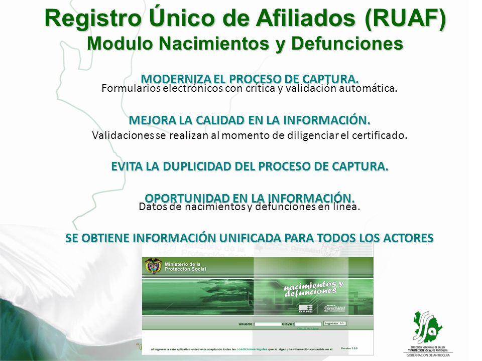 Ministerio de la Protección social República de Colombia GRUPO ...